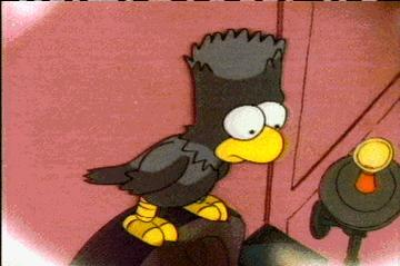"Bart ""The Raven"" Simpson"