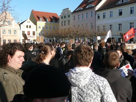Hochschuldemo 19.03.12 – Altmarkt.