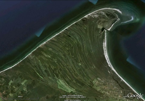 Where on Google Earth #336.